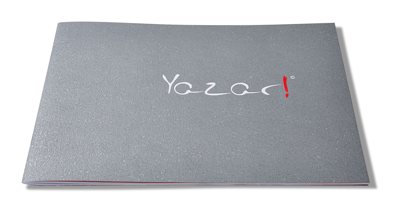 Yazar GmbH // Imagebroschüre