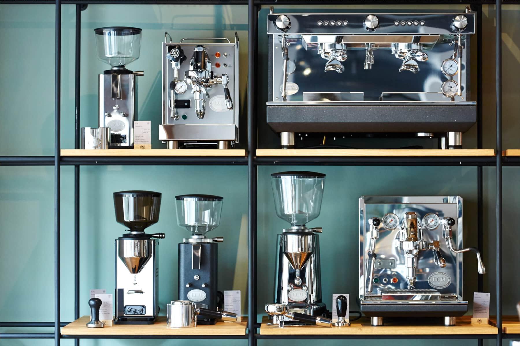 Kaffeekontor München // Reportage